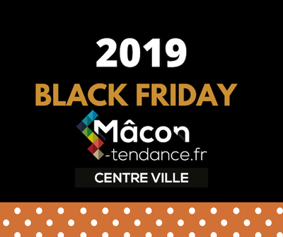 Le centre-ville fait son Black Friday