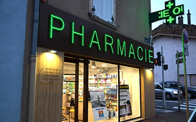 Pharmacie Clevy