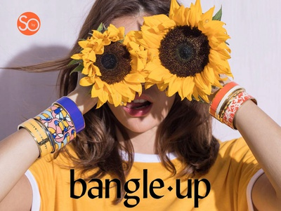 Un savant mélange d'élégance et d'audace : nouvelle collection Bangle Up.